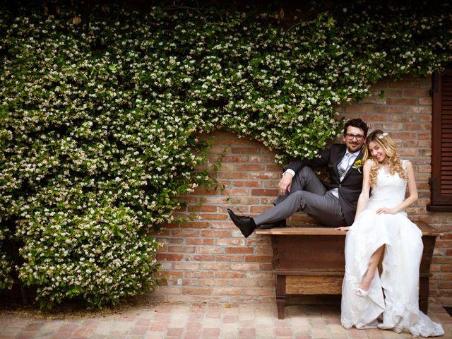 Il matrimonio di Etienne e Carola a Cortazzone, Asti 41