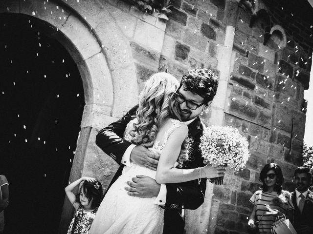 Il matrimonio di Etienne e Carola a Cortazzone, Asti 44