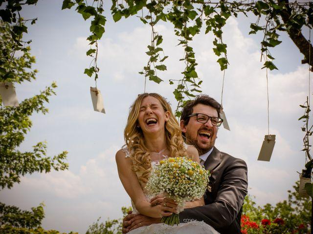 Il matrimonio di Etienne e Carola a Cortazzone, Asti 52