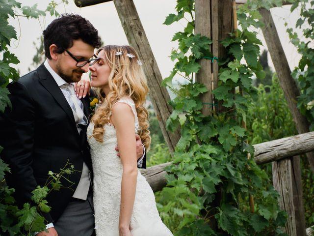 Il matrimonio di Etienne e Carola a Cortazzone, Asti 56