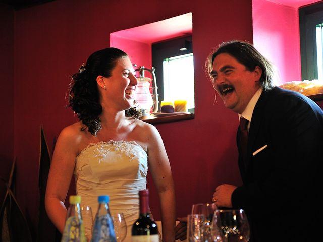 le nozze di Paola e Luigi