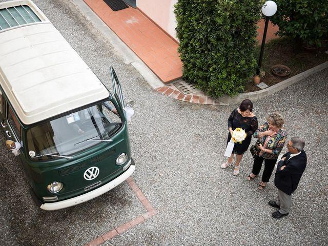 Il matrimonio di Luca e Irene a Pisa, Pisa 17