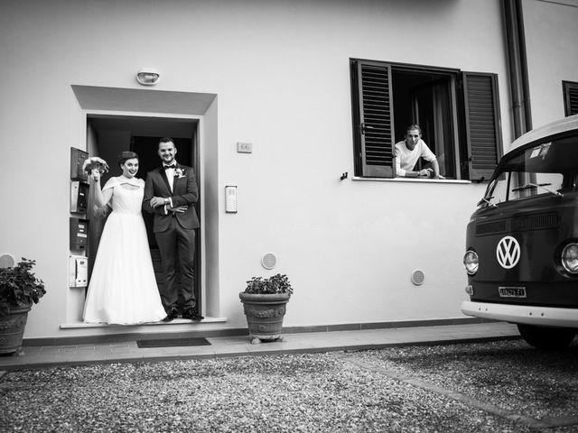 Il matrimonio di Luca e Irene a Pisa, Pisa 29
