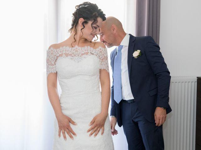 Il matrimonio di Andrea e Giulia a Romans d'Isonzo, Gorizia 8