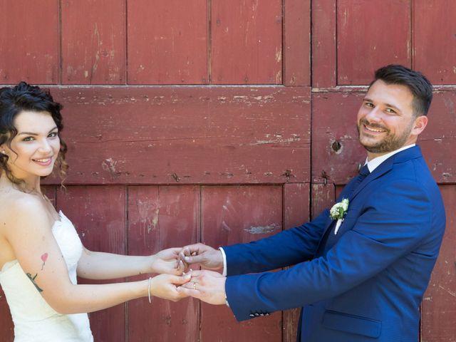 Il matrimonio di Andrea e Giulia a Romans d'Isonzo, Gorizia 13