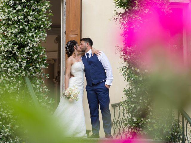 Il matrimonio di Andrea e Giulia a Romans d'Isonzo, Gorizia 1
