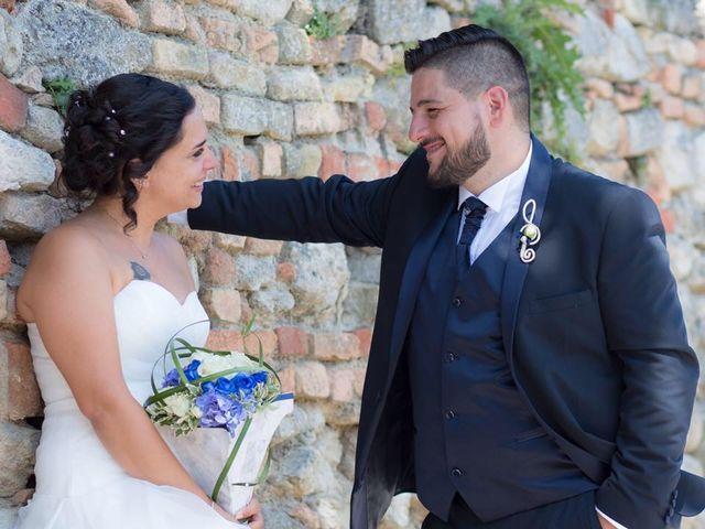 Il matrimonio di Christian e Angela a Montiglio Monferrato, Asti 5