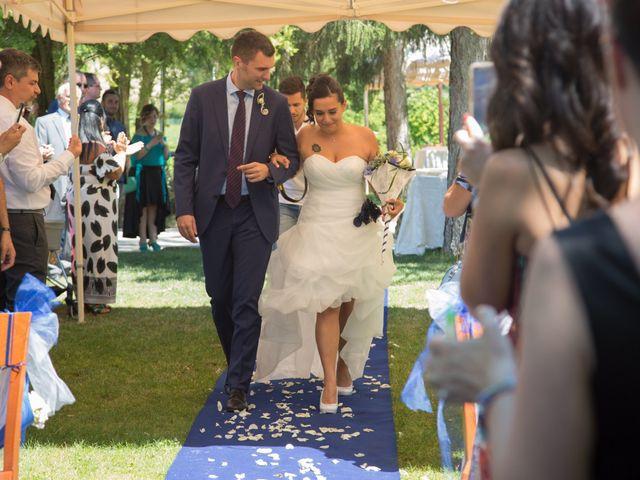 Il matrimonio di Christian e Angela a Montiglio Monferrato, Asti 9