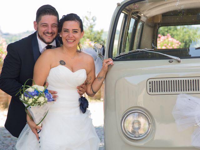 Il matrimonio di Christian e Angela a Montiglio Monferrato, Asti 13