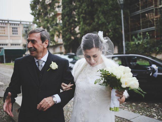 Il matrimonio di Alex e Sissi a Verona, Verona 6