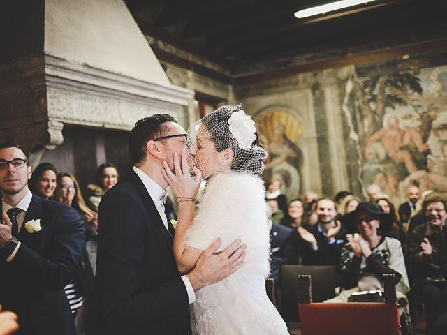 Il matrimonio di Alex e Sissi a Verona, Verona 9