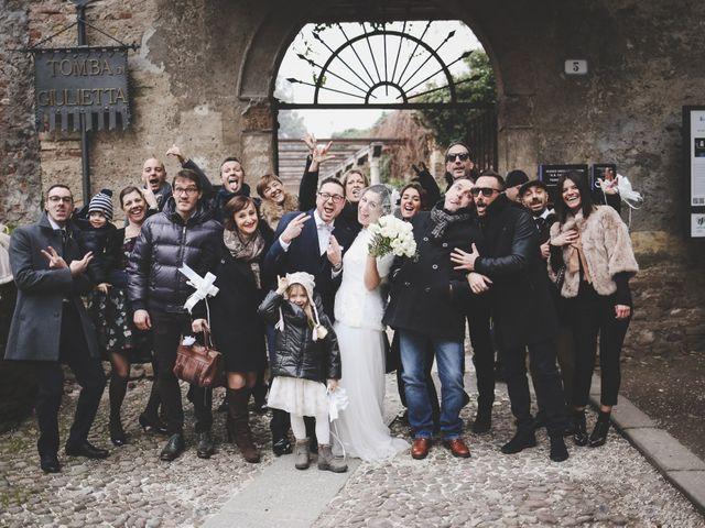 Il matrimonio di Alex e Sissi a Verona, Verona 13