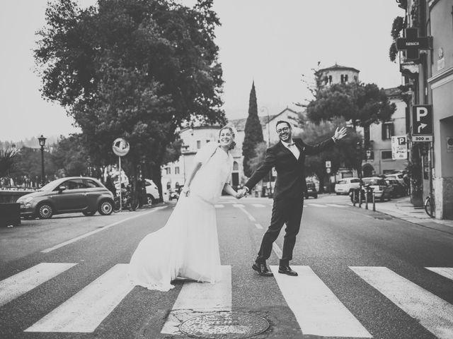 Il matrimonio di Alex e Sissi a Verona, Verona 23