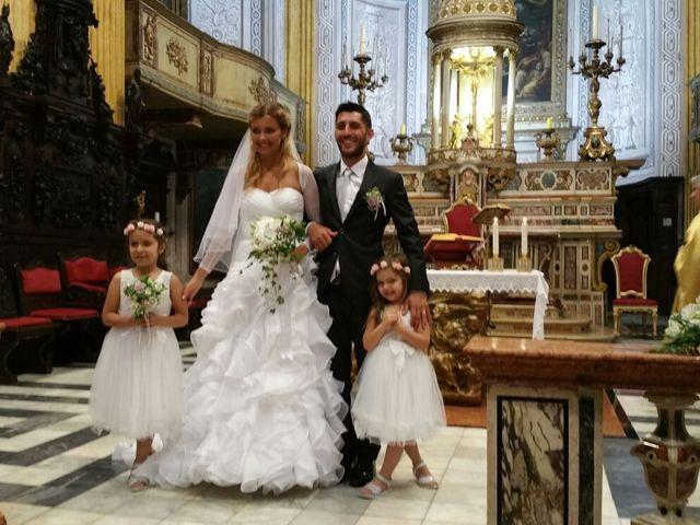 Il matrimonio di Luca e Daniela a Viadana, Mantova 1
