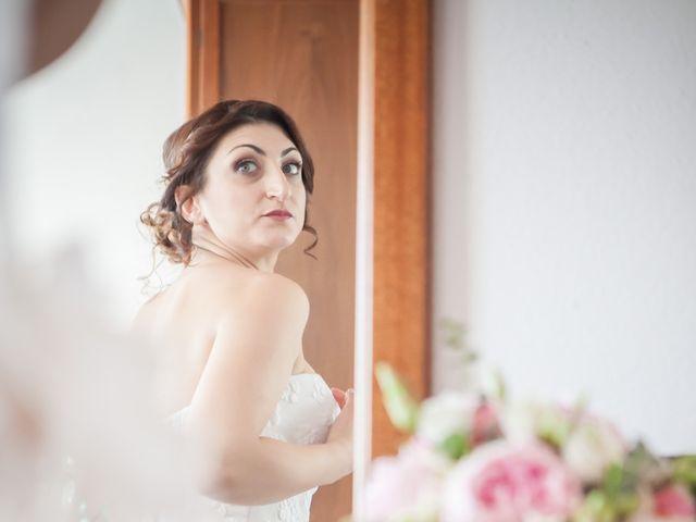 Il matrimonio di Mattia e Debora a Crema, Cremona 8
