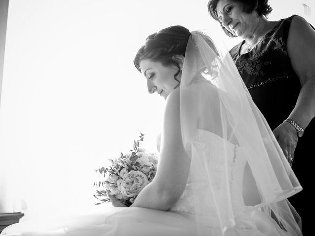Il matrimonio di Mattia e Debora a Crema, Cremona 14