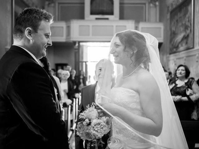 Il matrimonio di Mattia e Debora a Crema, Cremona 25