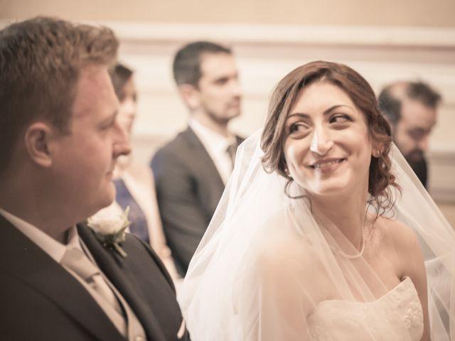 Il matrimonio di Mattia e Debora a Crema, Cremona 27