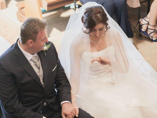 Il matrimonio di Mattia e Debora a Crema, Cremona 29