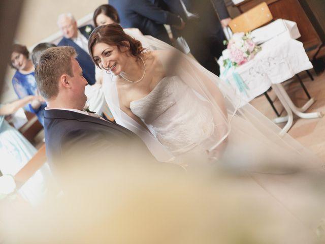 Il matrimonio di Mattia e Debora a Crema, Cremona 31
