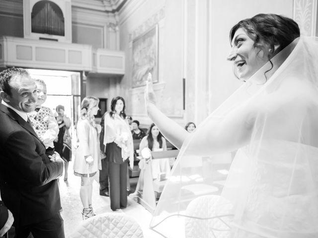 Il matrimonio di Mattia e Debora a Crema, Cremona 1