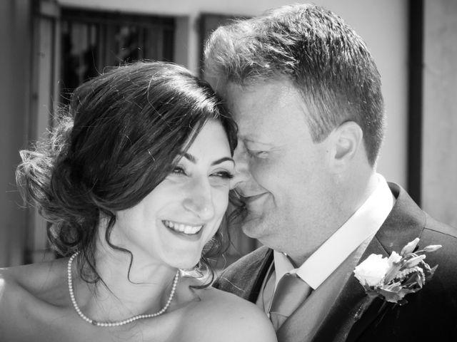 Il matrimonio di Mattia e Debora a Crema, Cremona 35
