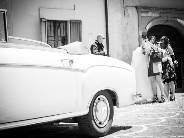 Il matrimonio di Mattia e Debora a Crema, Cremona 36