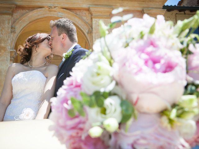 Il matrimonio di Mattia e Debora a Crema, Cremona 38