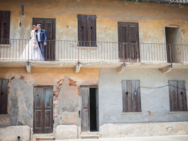 Il matrimonio di Mattia e Debora a Crema, Cremona 45