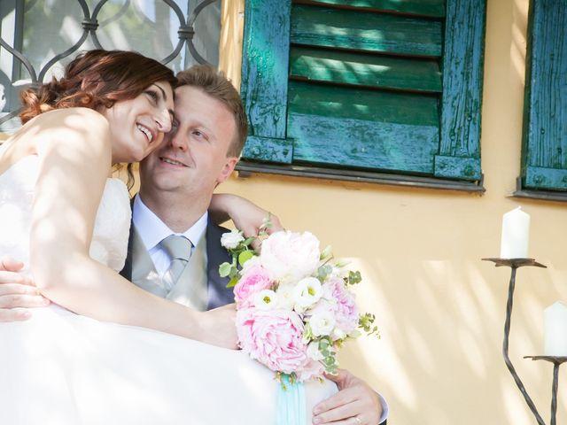 Il matrimonio di Mattia e Debora a Crema, Cremona 47