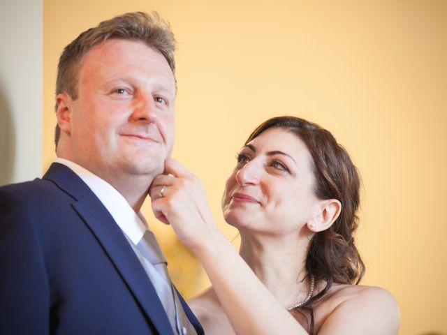 Il matrimonio di Mattia e Debora a Crema, Cremona 2