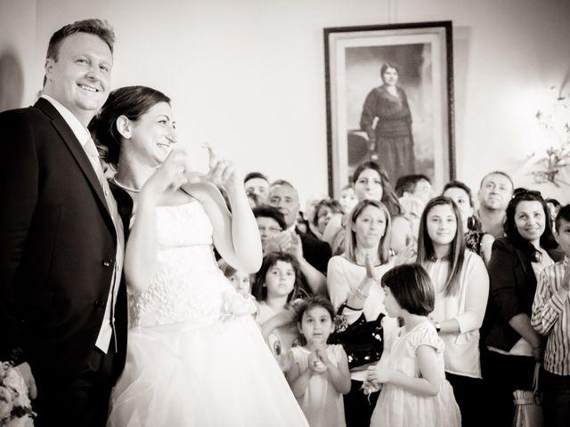 Il matrimonio di Mattia e Debora a Crema, Cremona 54