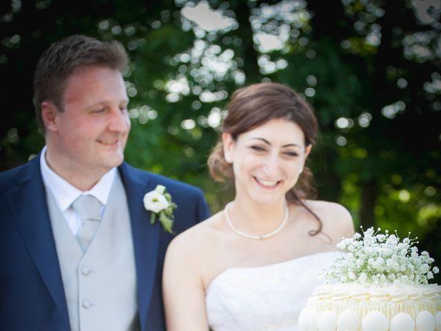 Il matrimonio di Mattia e Debora a Crema, Cremona 59