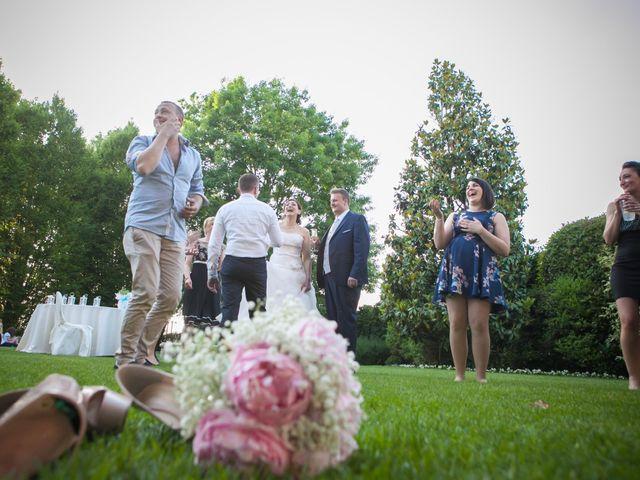 Il matrimonio di Mattia e Debora a Crema, Cremona 60