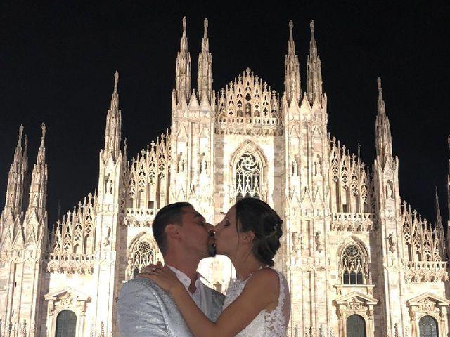 Il matrimonio di Fabio e Nicole a Trezzo sull'Adda, Milano 1