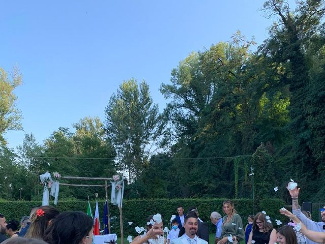 Il matrimonio di Fabio e Nicole a Trezzo sull'Adda, Milano 10