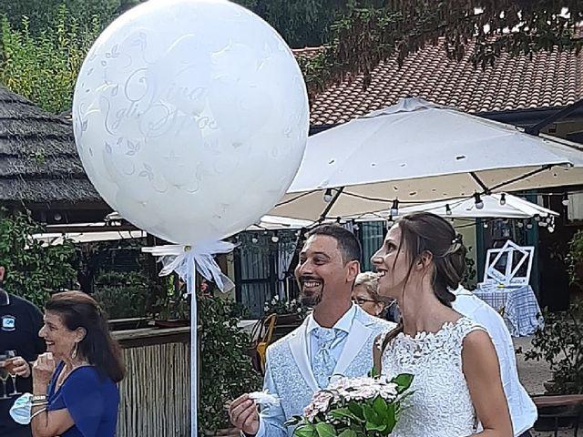 Il matrimonio di Fabio e Nicole a Trezzo sull'Adda, Milano 14