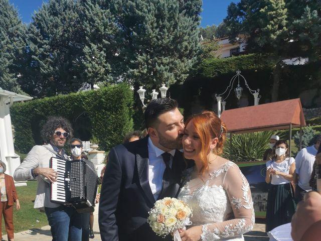 Il matrimonio di Pasquale  e Gessica  a Mendicino, Cosenza 9
