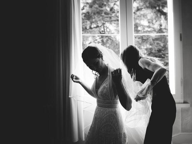 Il matrimonio di Manuele e Francesca a Bibbiano, Reggio Emilia 12