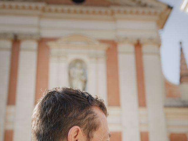 Il matrimonio di Manuele e Francesca a Bibbiano, Reggio Emilia 17