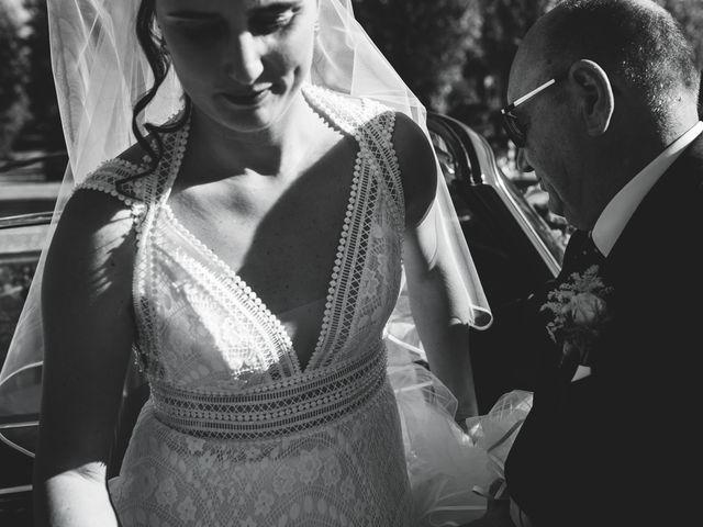Il matrimonio di Manuele e Francesca a Bibbiano, Reggio Emilia 21