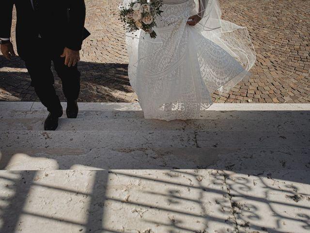 Il matrimonio di Manuele e Francesca a Bibbiano, Reggio Emilia 22