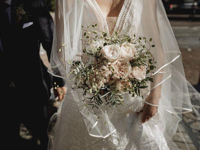 Il matrimonio di Manuele e Francesca a Bibbiano, Reggio Emilia 23