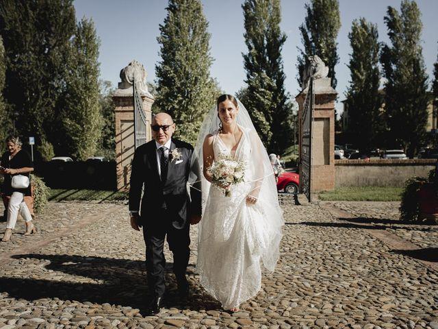 Il matrimonio di Manuele e Francesca a Bibbiano, Reggio Emilia 24