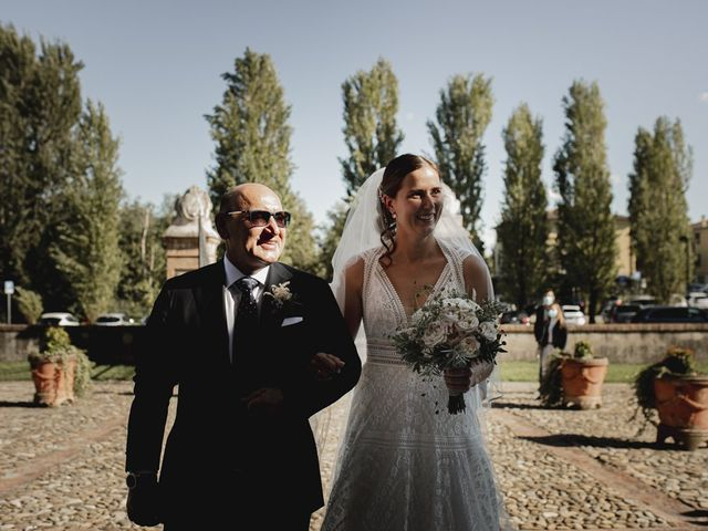 Il matrimonio di Manuele e Francesca a Bibbiano, Reggio Emilia 25