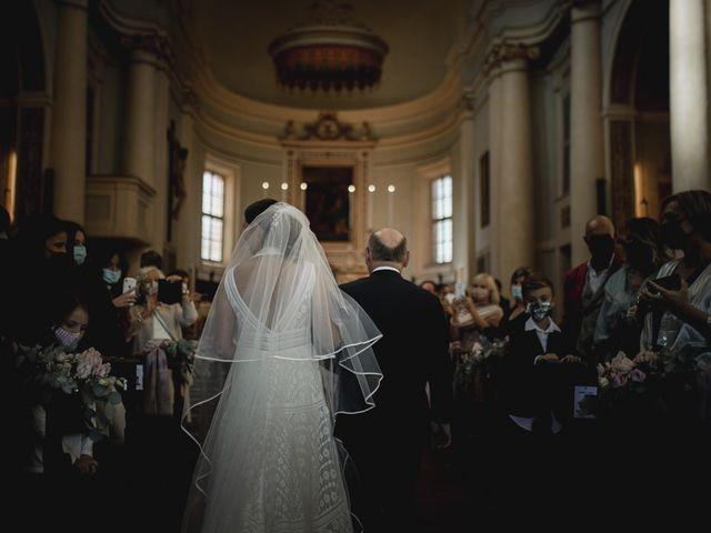 Il matrimonio di Manuele e Francesca a Bibbiano, Reggio Emilia 27