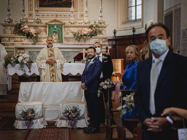 Il matrimonio di Manuele e Francesca a Bibbiano, Reggio Emilia 28