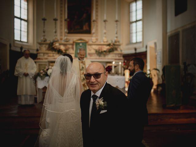 Il matrimonio di Manuele e Francesca a Bibbiano, Reggio Emilia 29