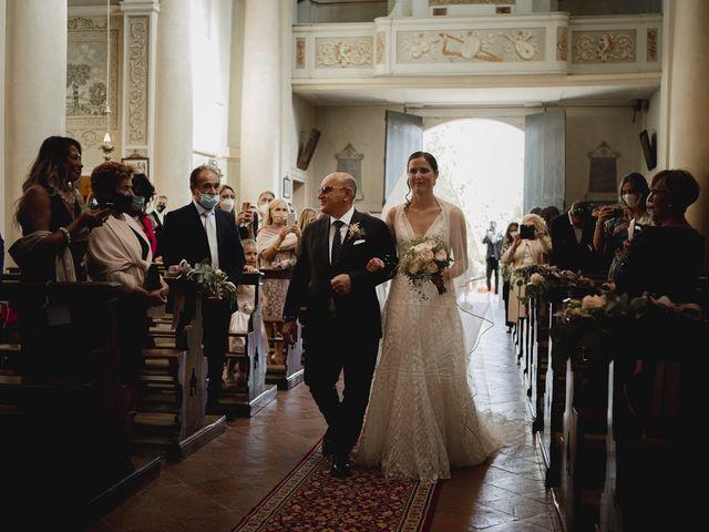 Il matrimonio di Manuele e Francesca a Bibbiano, Reggio Emilia 30