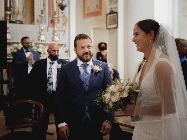 Il matrimonio di Manuele e Francesca a Bibbiano, Reggio Emilia 31